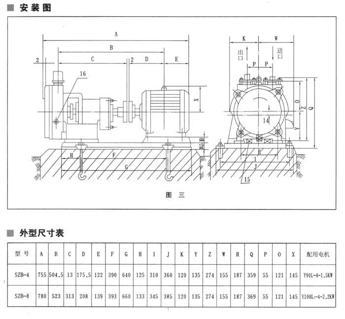 4.如须安装汽水分离器时可参看图五