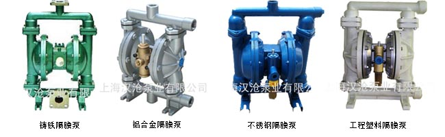 机械 > qby系列气动隔膜泵合作